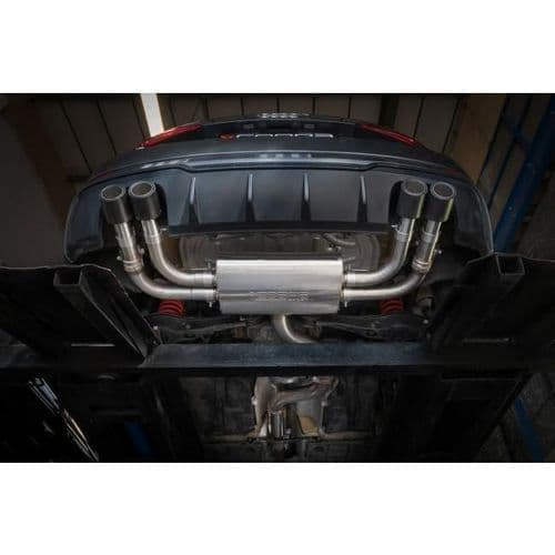 Cobra Sport Audi S3 8V 5 door Quattro 13> Turbo Back Package with Sports Cat & Non-Resonated Valved